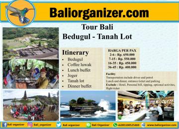 Daily Tour Bali