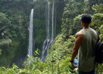 Sekumpul Waterfall Jungle Trekking Tour