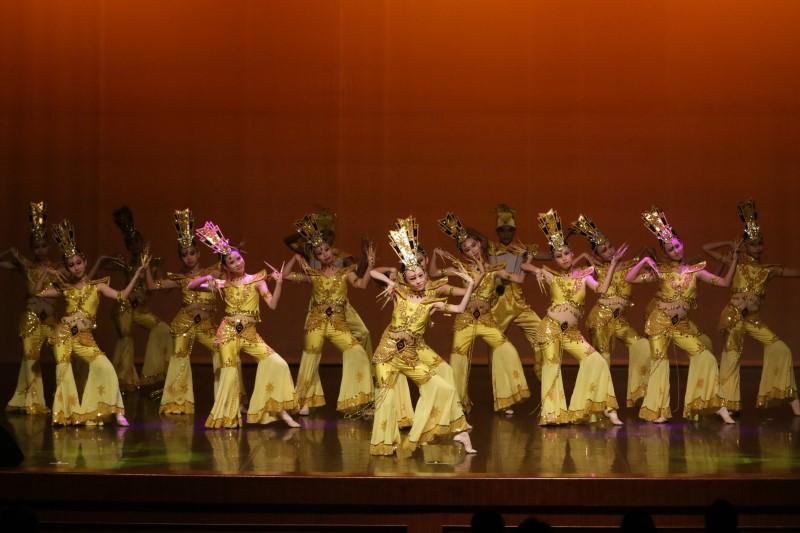 宜蘭采藝舞蹈 CAI-YI教室
