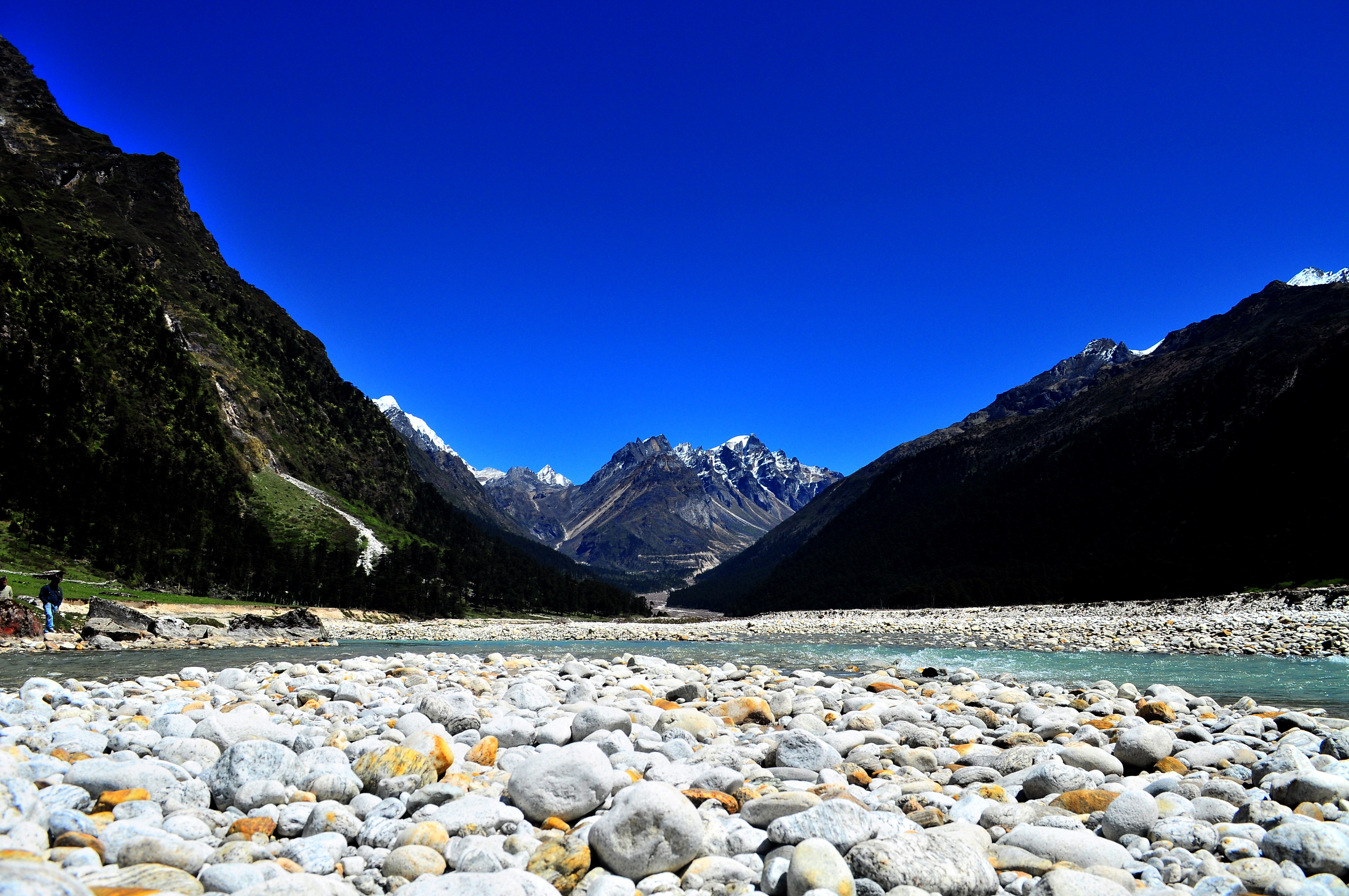 Lachung - Yumthang, Sikkim
