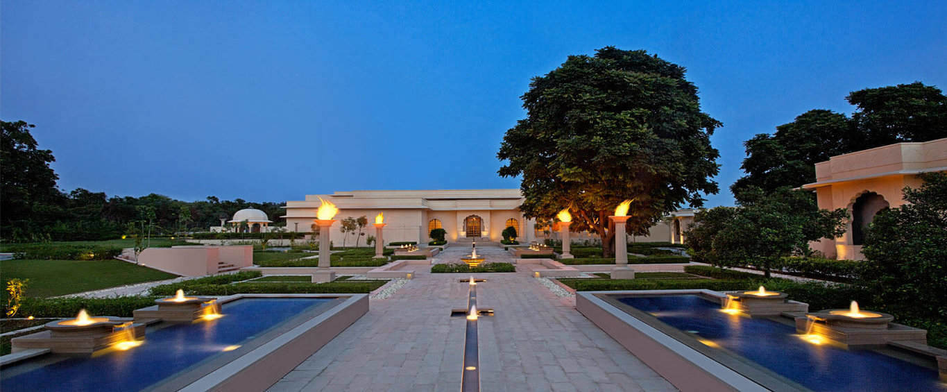 Saga And Era with The Oberoi Resorts