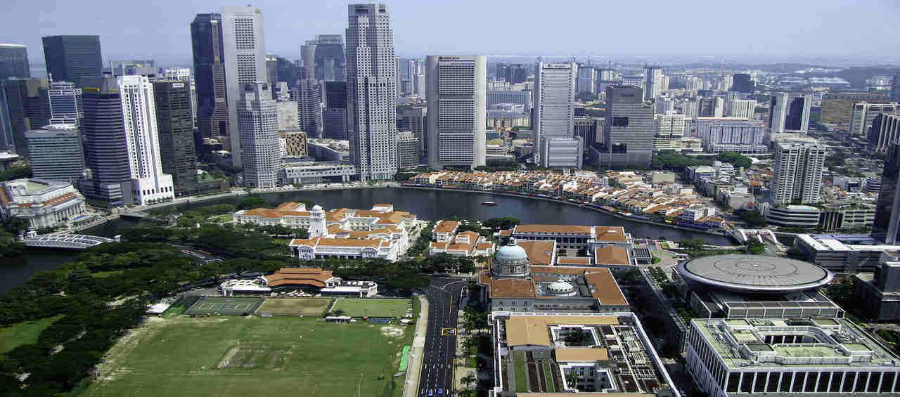 Adventure in Singapore