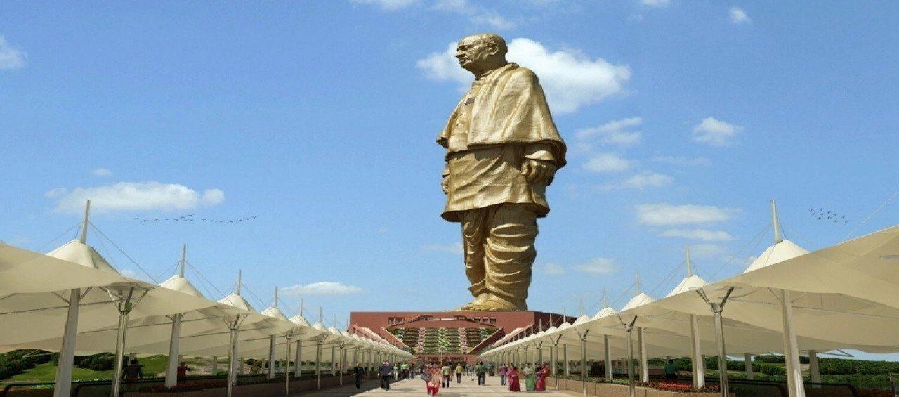 Statue of Unity (1N)
