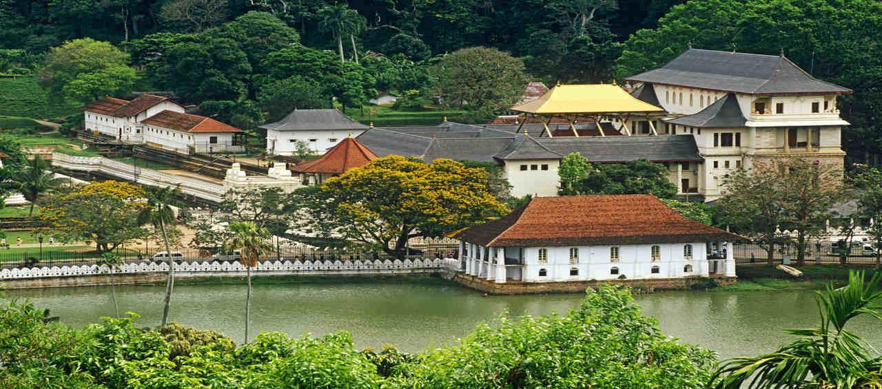 Gems of Sri Lanka (Land Only)