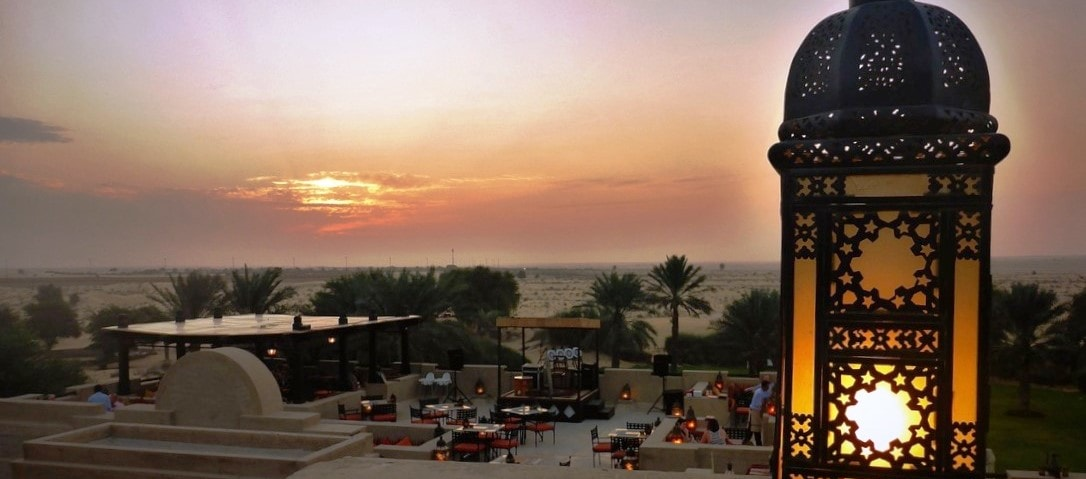 Dubai with Trio and Burj Khalifa (Land Only)