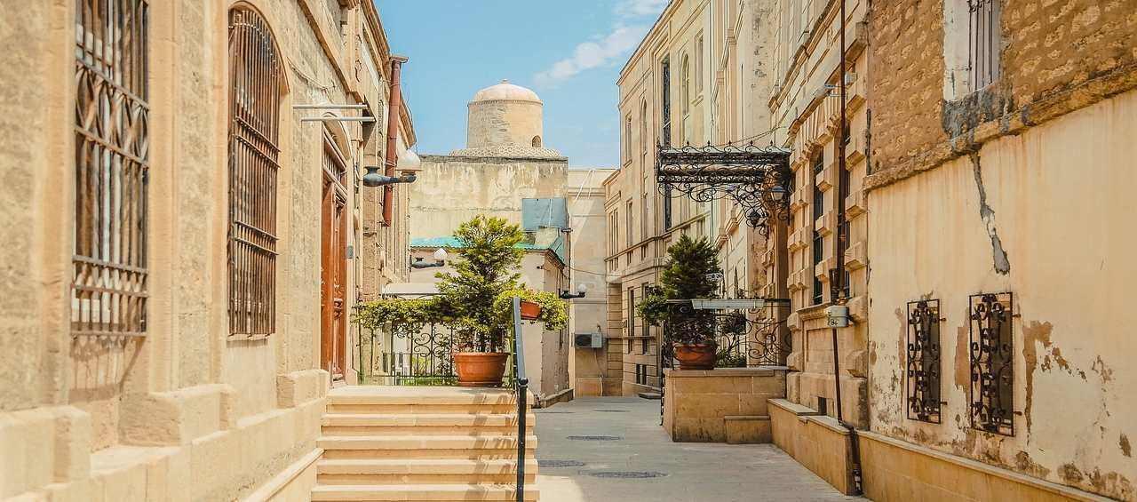 A Short Break in Baku