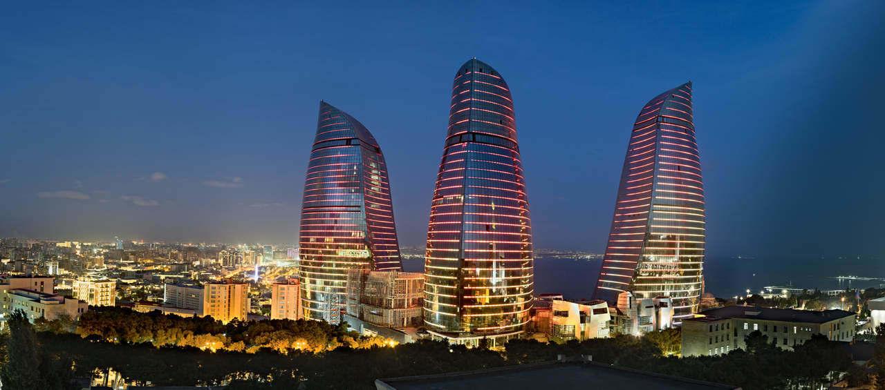 Blissful Baku