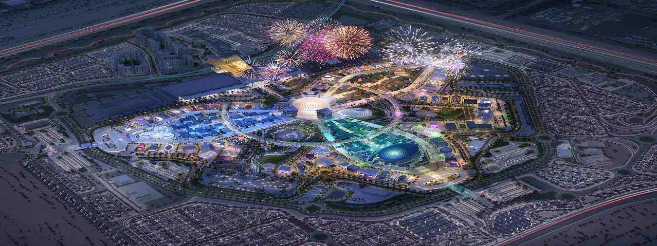 Expo 2020 Flash Sale Special