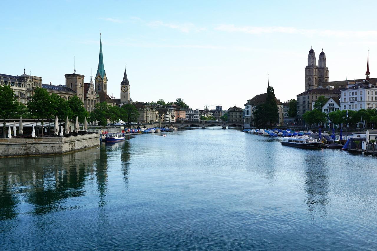 Stunning Tops of Switzerland