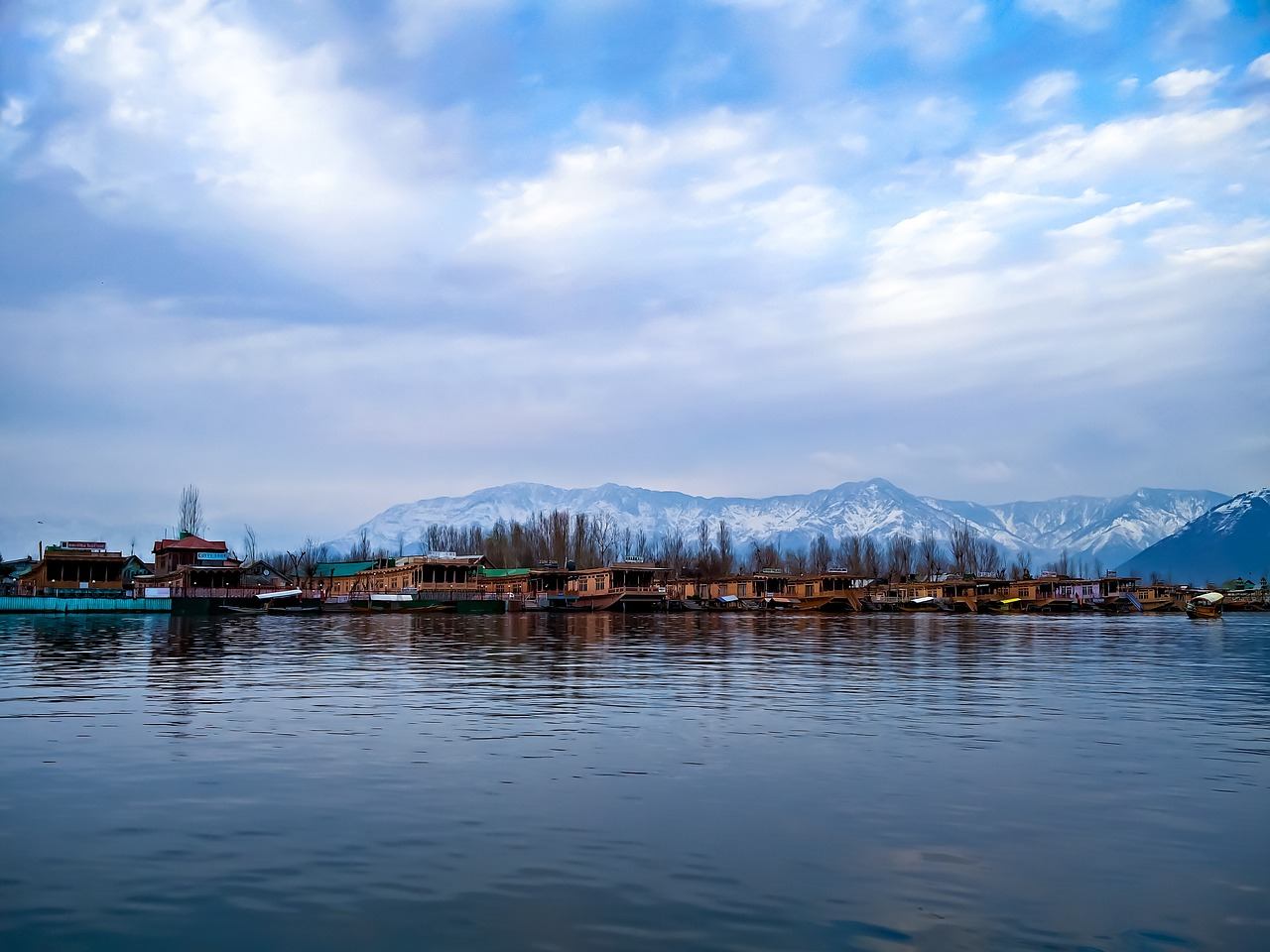 Ethereal Kashmir