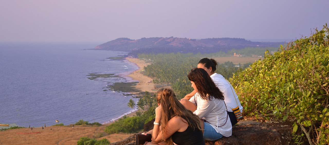 HOLIDAY IN GOA WITH Santiago Beach Resort