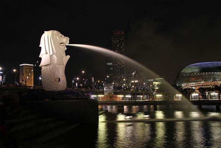 Stunning Singapore with Bintan