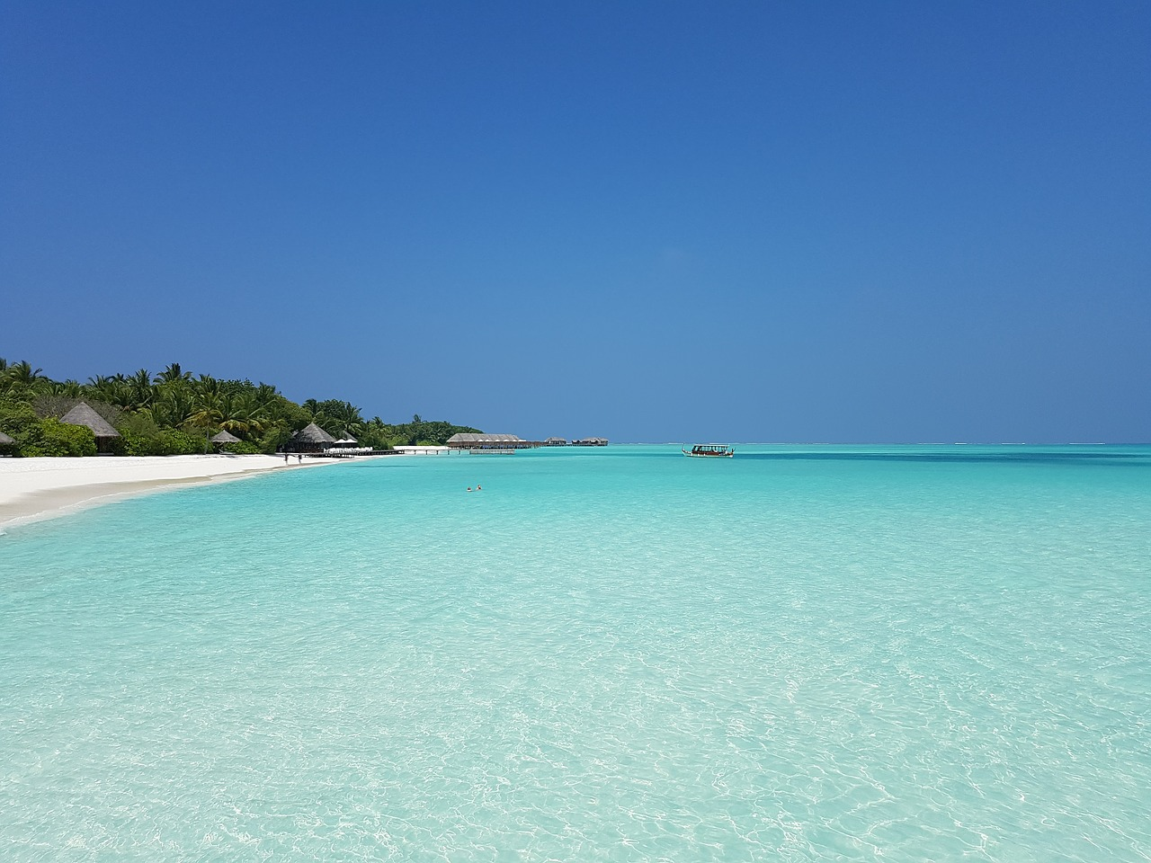 Mesmerizing Maldives with Kurumba Resort