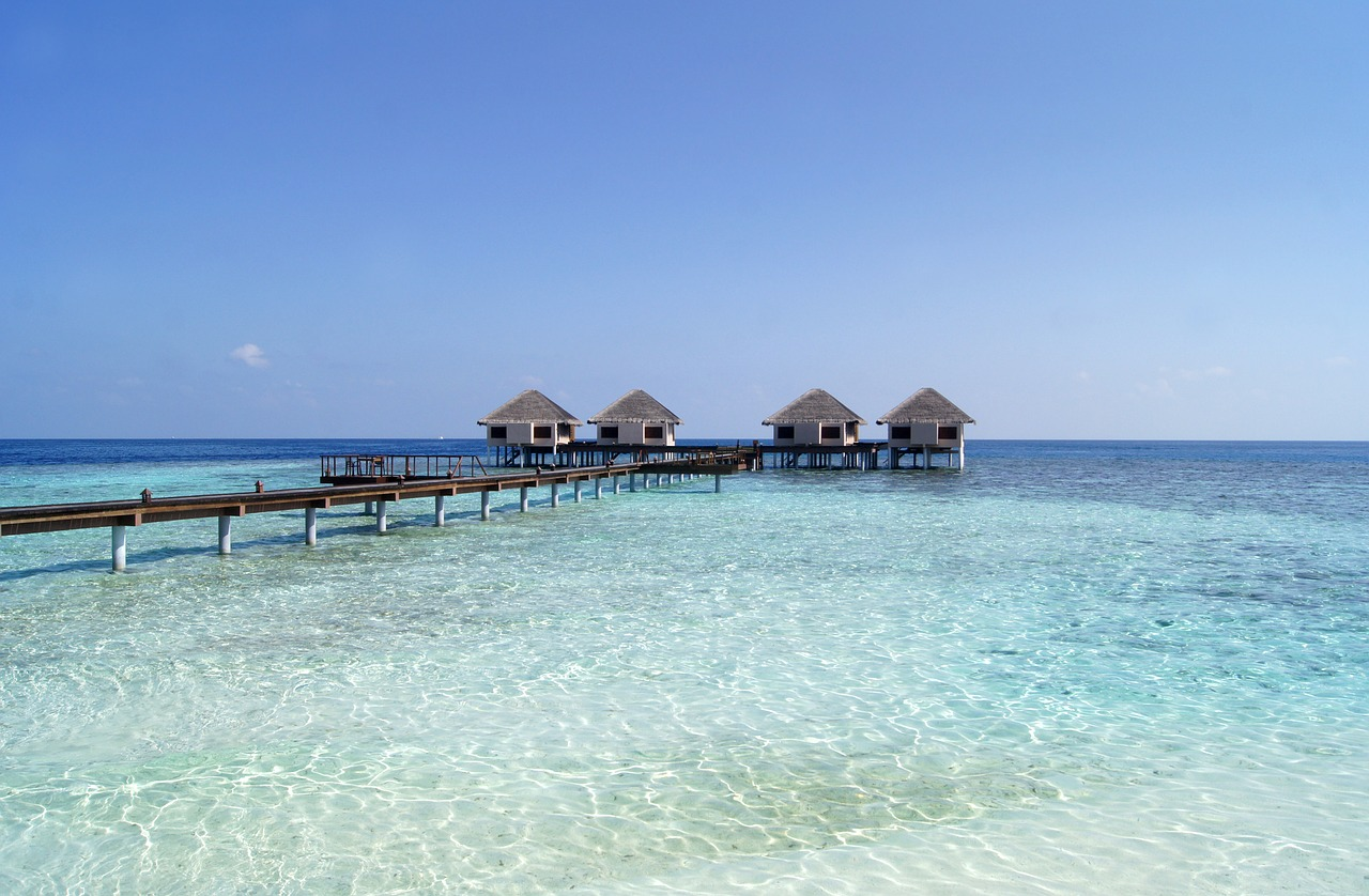 MESMERIZING MALDIVES WITH PARADISE ISLAND RESORT & SPA