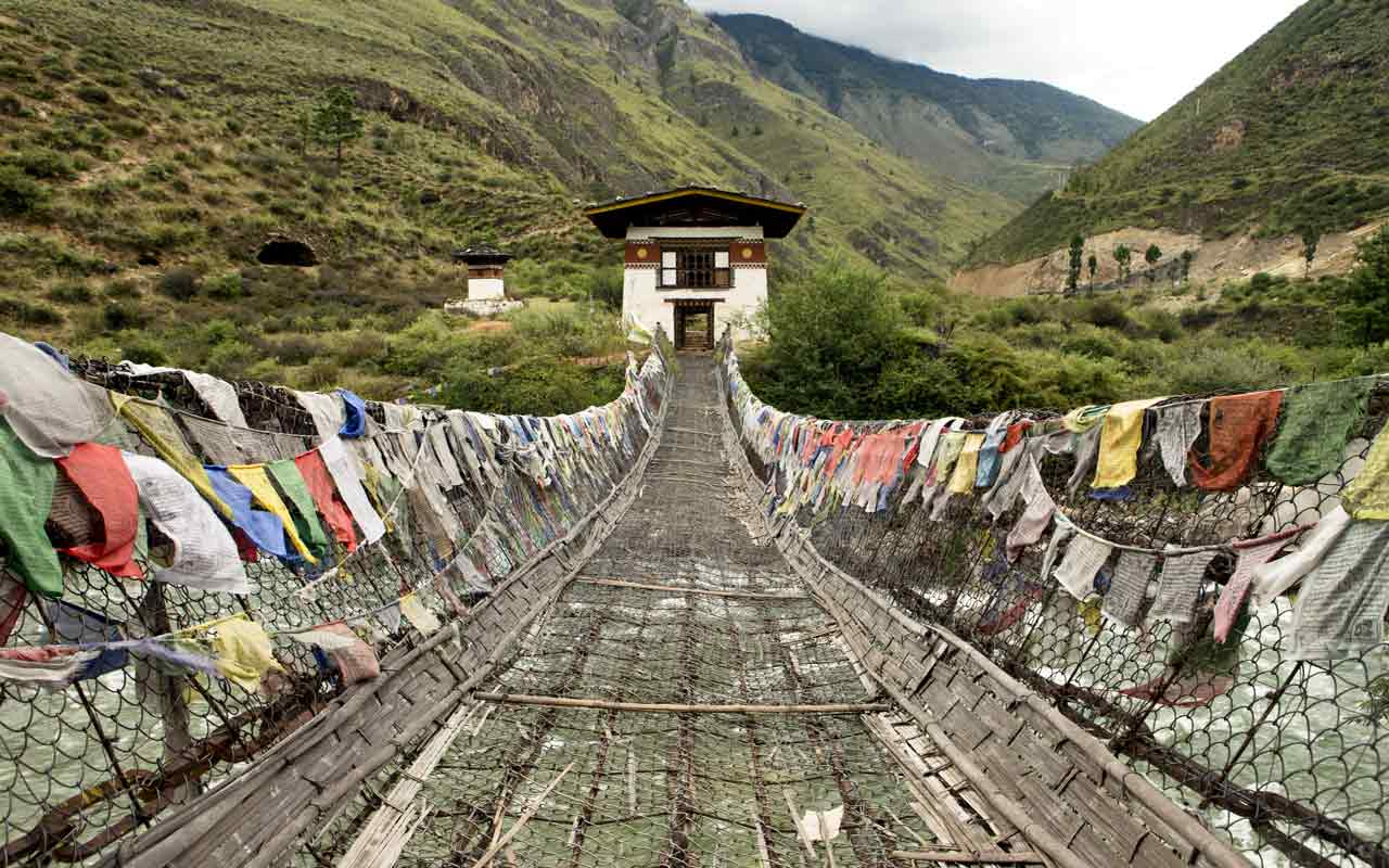 Overland Trip to Bhutan 1