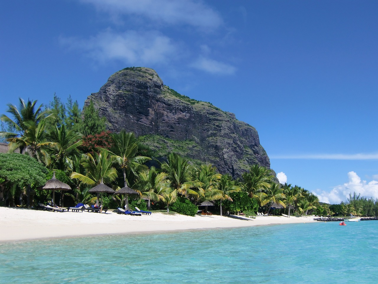 Heavenly Mauritius with Intercontinental Resort