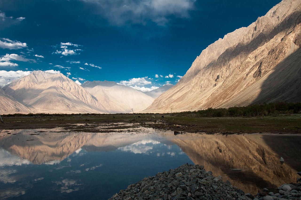 Ladakh via Manali