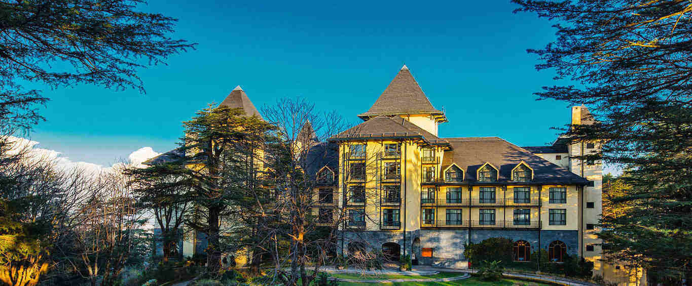 Shimla at Wildflower Hall
