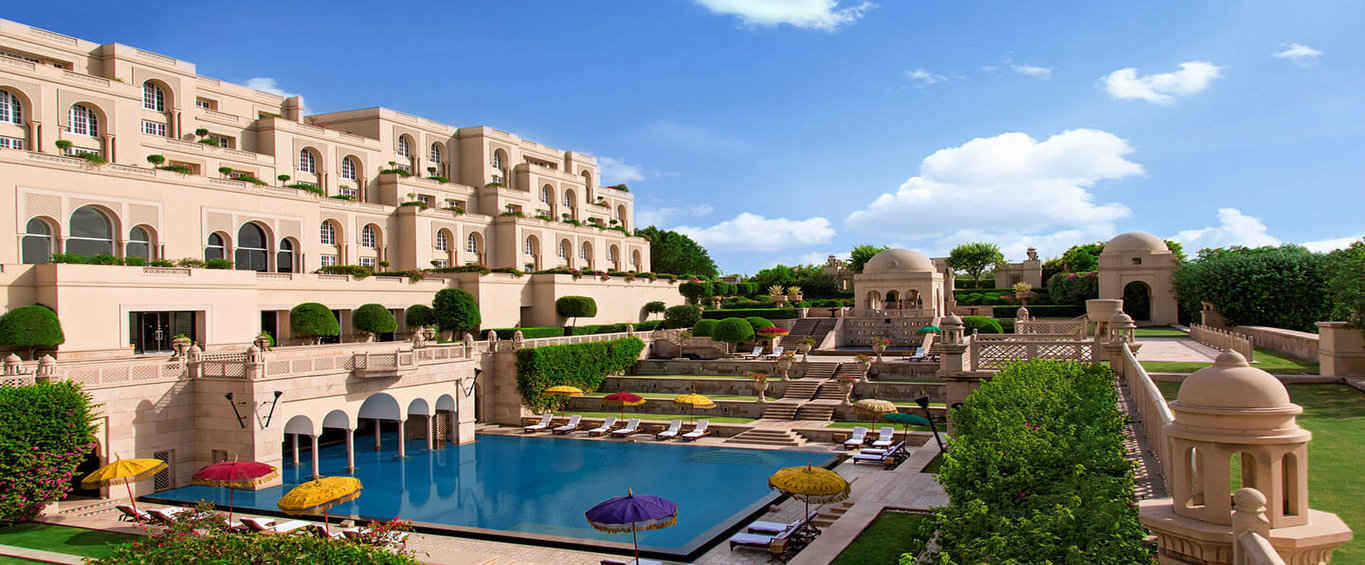 Agra at The Oberoi Amarvilas