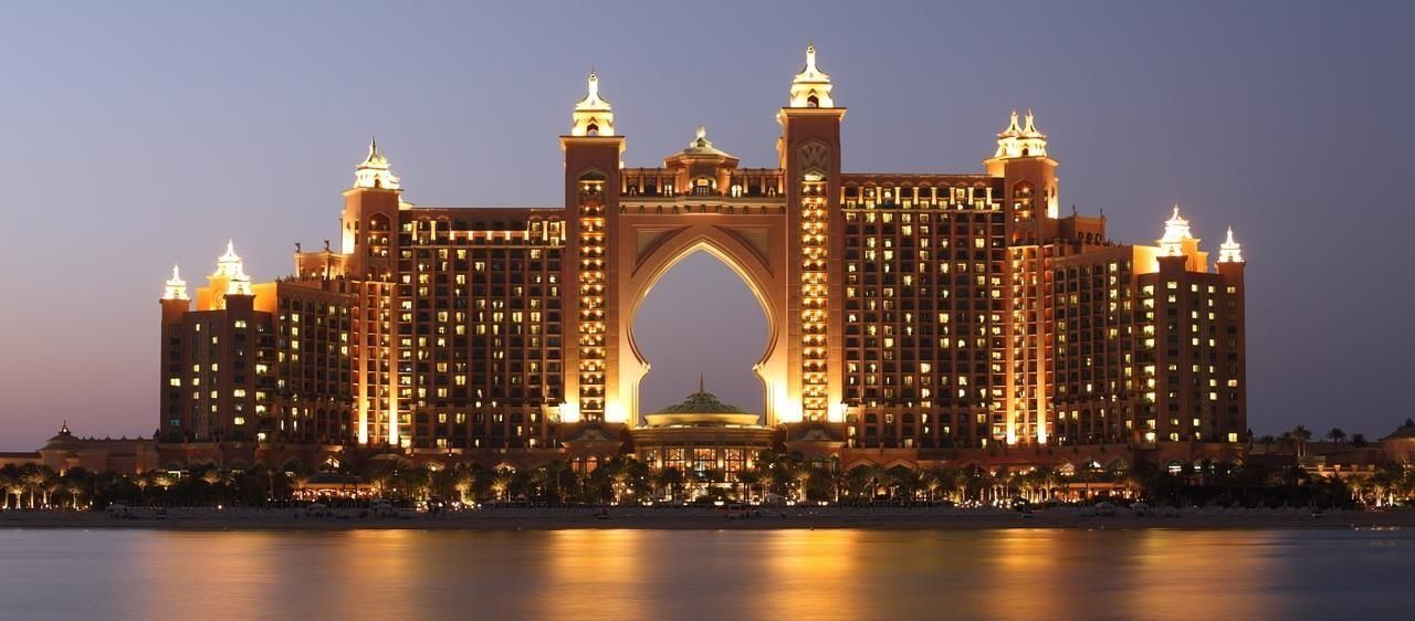 Dubai with Atlantis The Palm - Combo Package