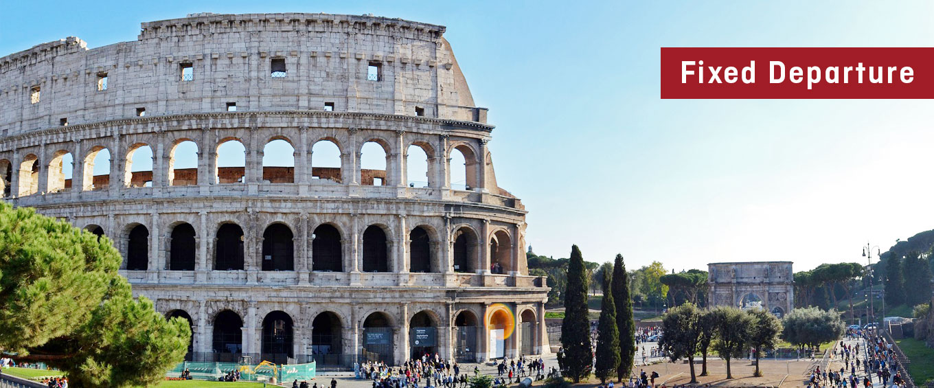 Essential Italy and Imperial Capitals