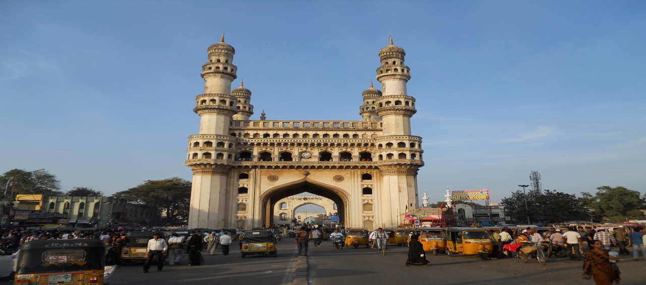 Fascinating Hyderabad