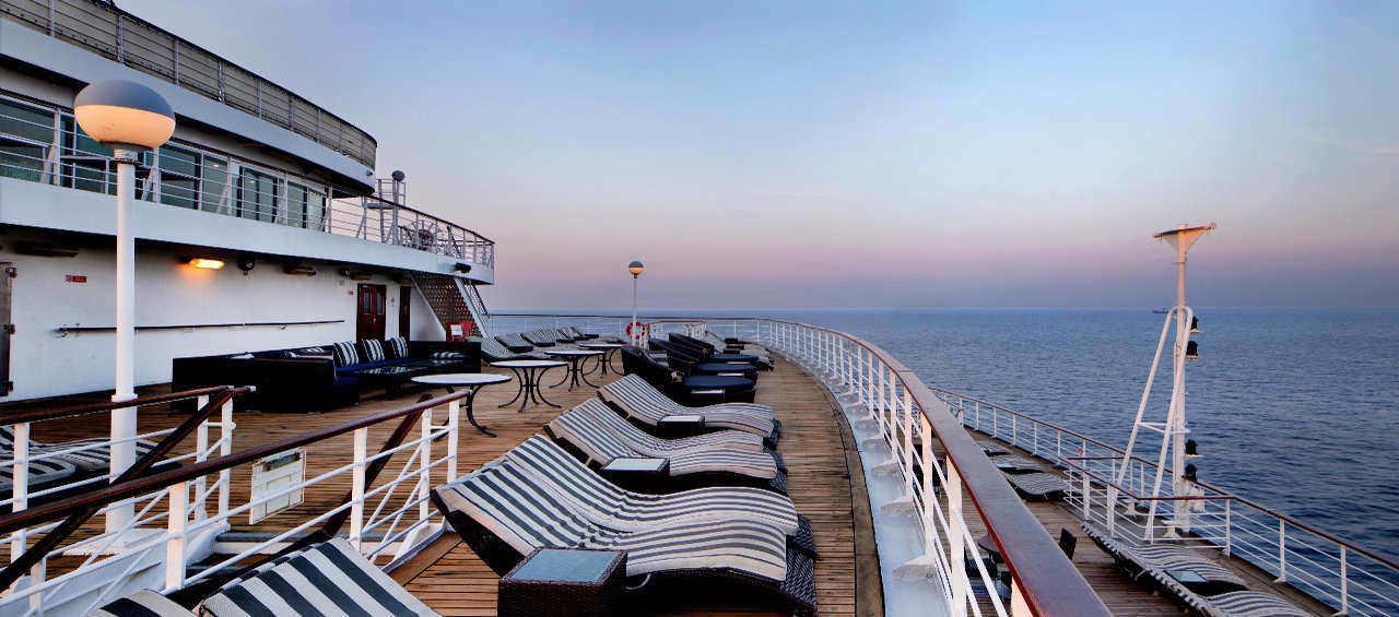 Mumbai- Goa Jalesh Cruise - Konkan Coast Escapade 2n