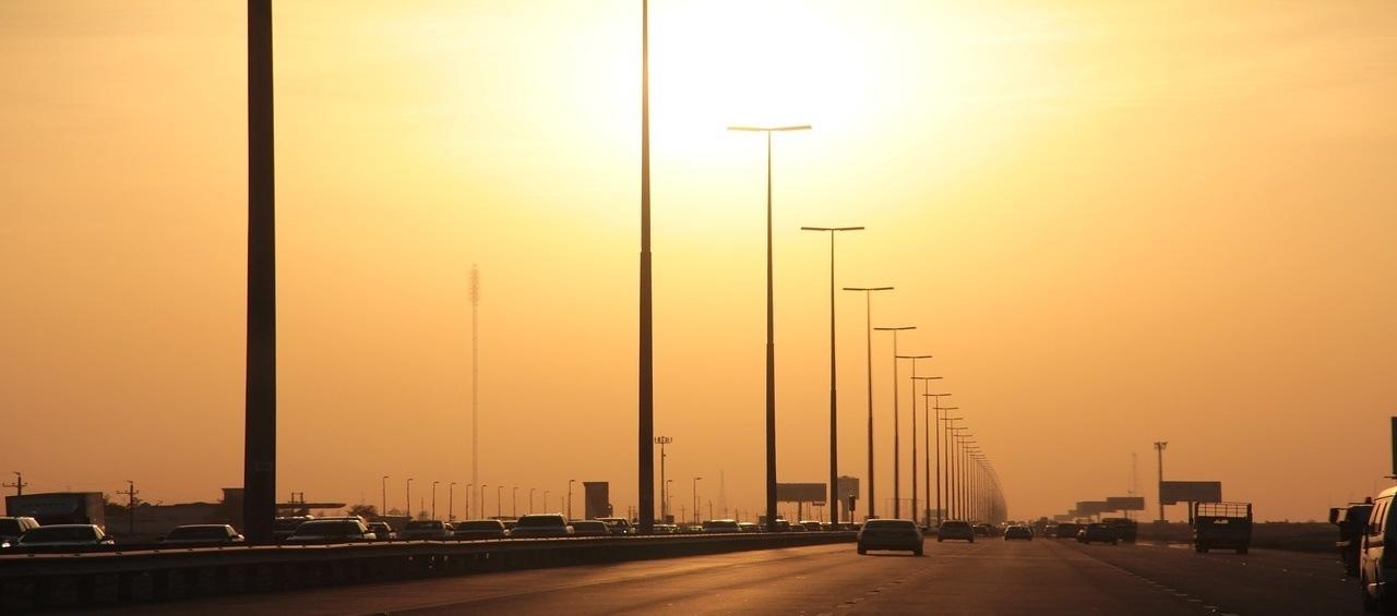 A Short Break in Abu Dhabi