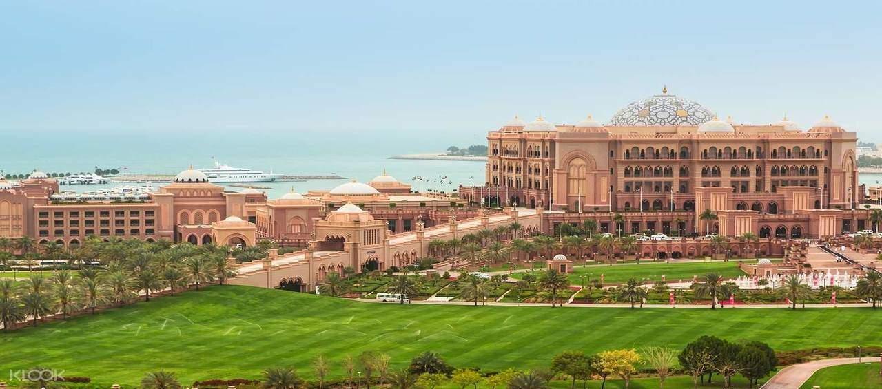 Abu Dhabi with Yas Island