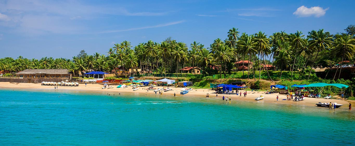 Holidays In Goa With Stay in Bagatel