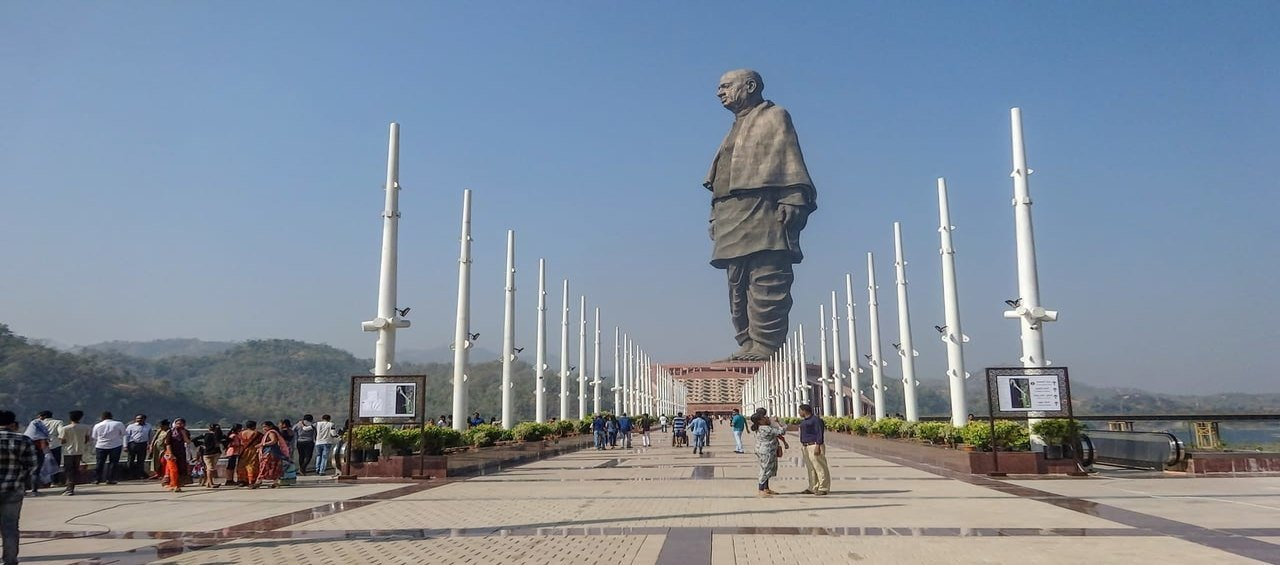 Statue of Unity (1N)