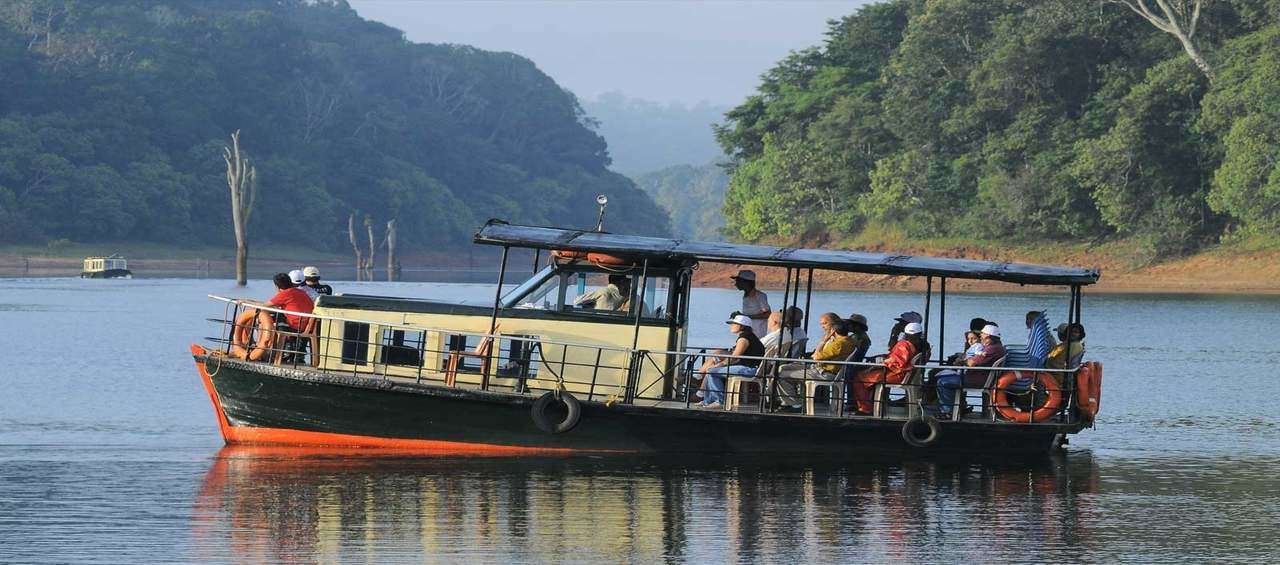 Thekkady Short Break