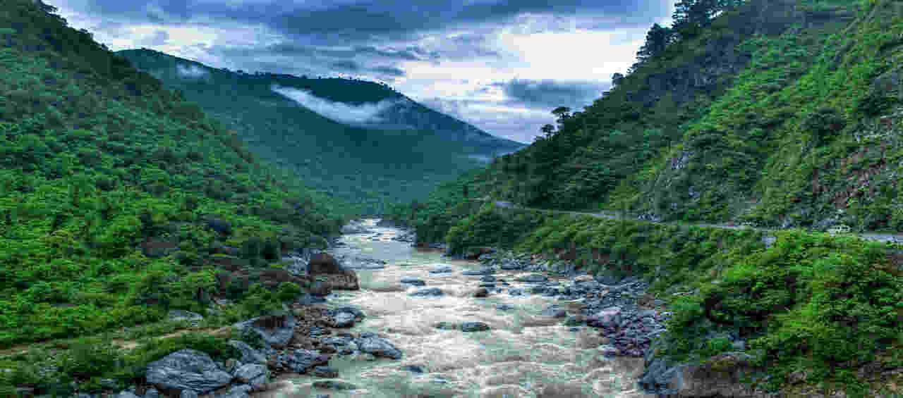 Hills of Kumaon - II