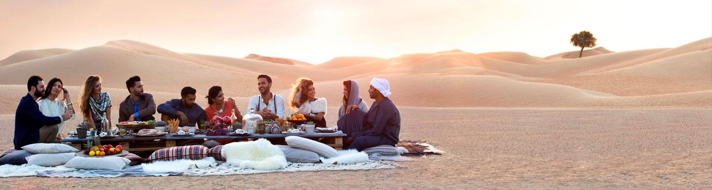 Dubai with 1 Night Abu Dhabi (Land Only)