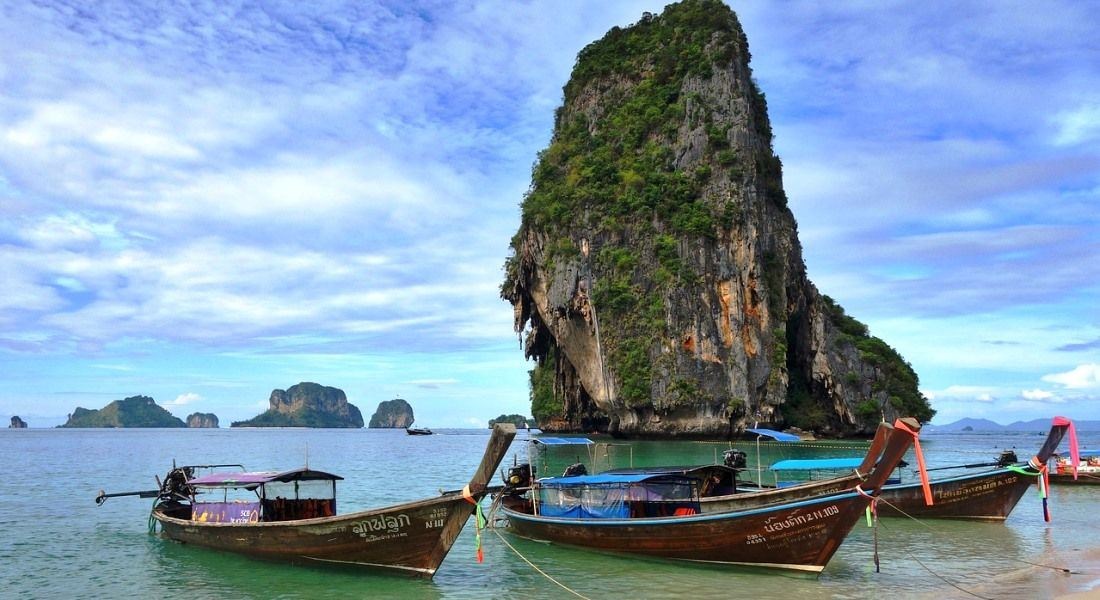 Best of Thailand with Krabi (Land Only)