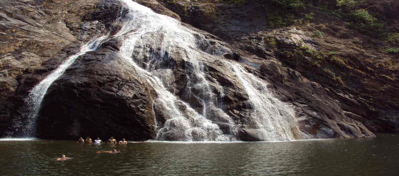 Day Trip To Dudhsagar Waterfall Goa