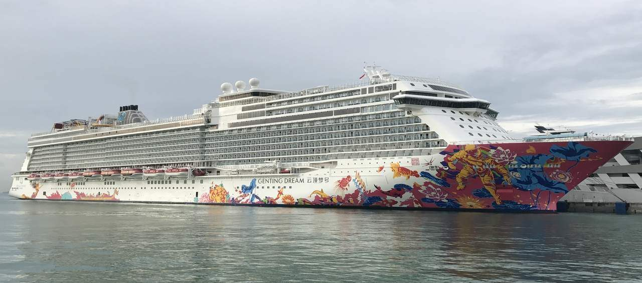 Singapore Delights with 2 Nights Port Klang Cruise (Genting Dreams) Land Only
