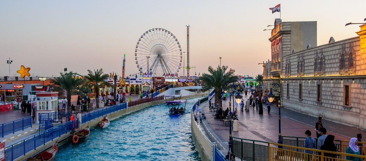 Spectacular Dubai DSF Special