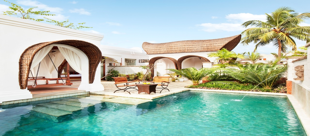 Taj Bekal Resort and Spa Kerala