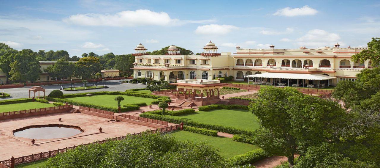 Taj Jai Mahal Palace Jaipur Rajasthan