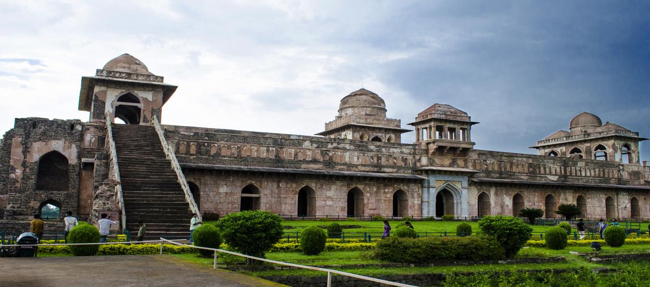 Beautiful Mandavgarh - Mandu