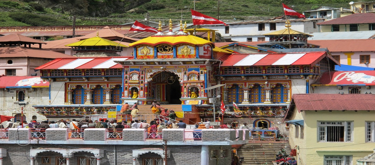 Holy Uttarakhand Char Dham Yatra By Helicopter