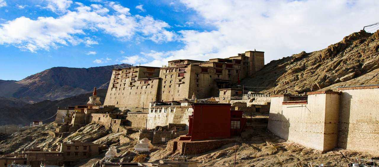 Ladakh Short Break - I