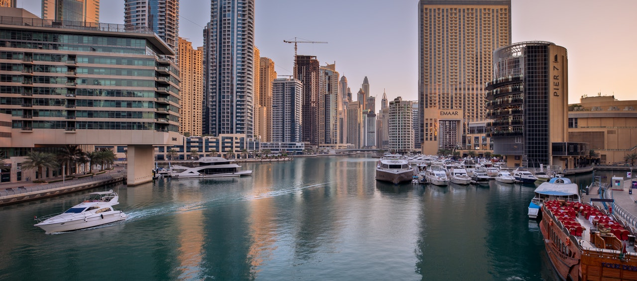 Dubai Delights (Halal Friendly)