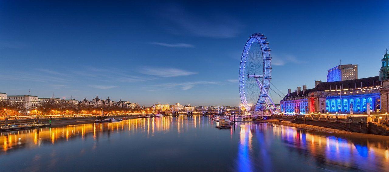 Glamorous London and Paris