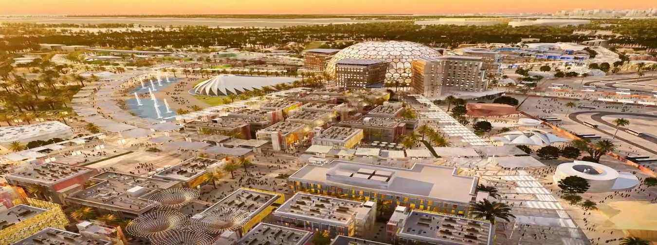 Expo 2020 Special with Sightseeing
