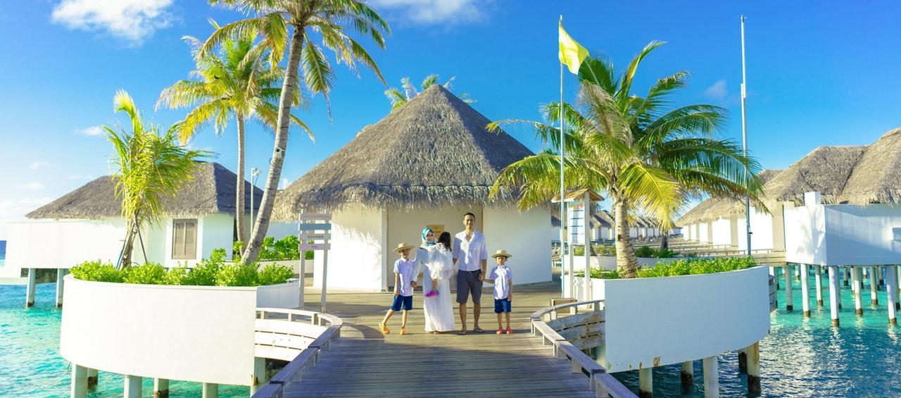 Mesmerizing Maldvies with Reethi Faru Resort