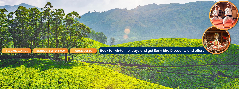 Super Saver Kerala With Airfare