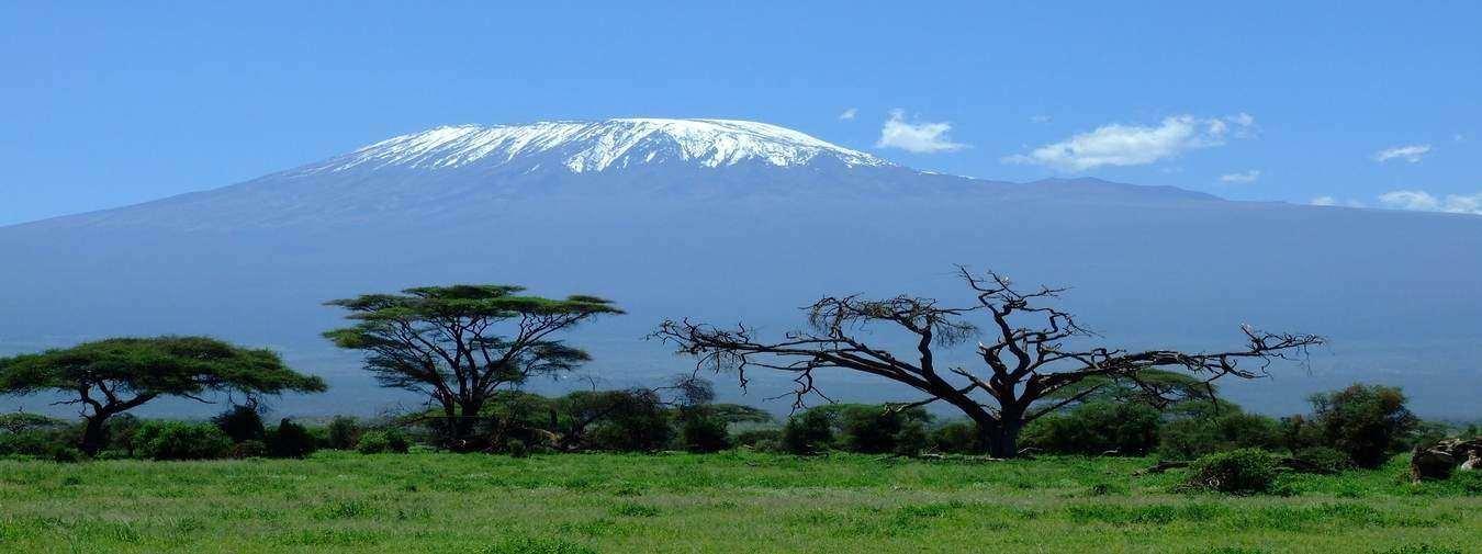 Tanzania with Kilimanjaro Summit