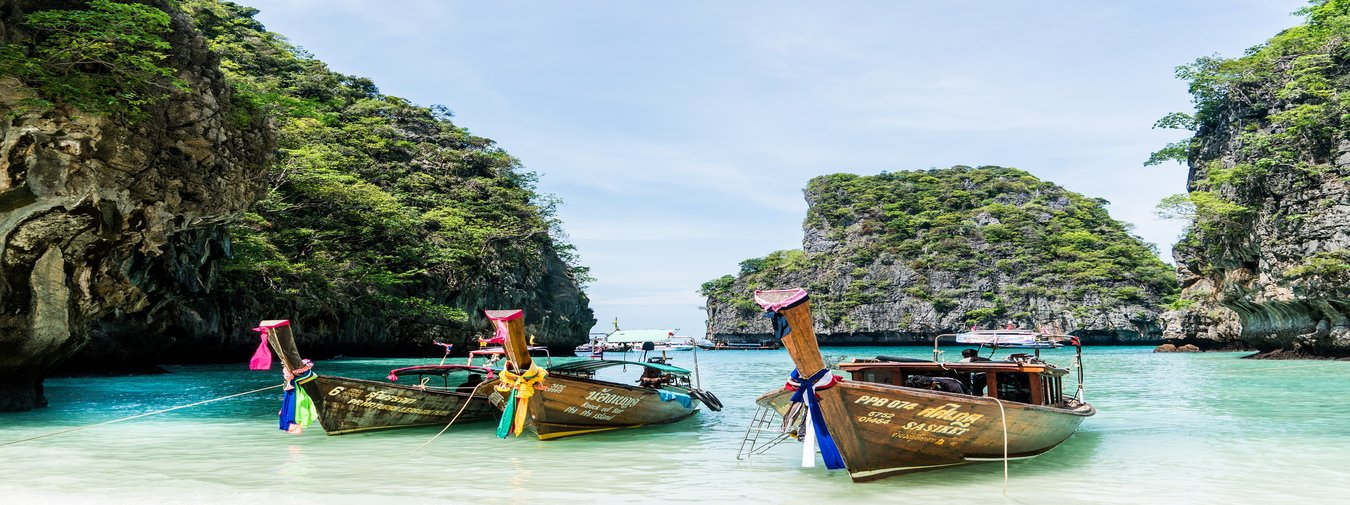 Romantic Thailand with Phuket and Krabi
